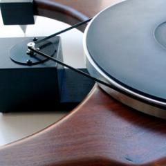 Photo : Platine vinyle Audiowood