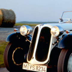 Photo : BMW 315 Roadster