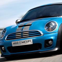 Photo : MINI Coupe Concept