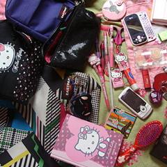 Photo : Le sac des filles