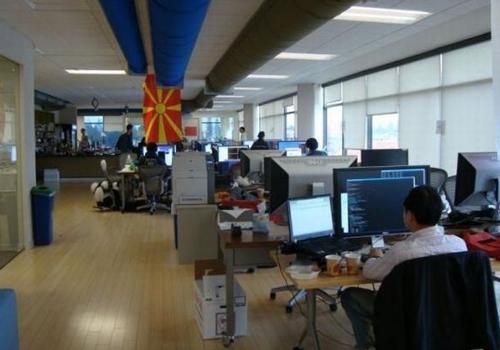 Bureaux De Facebook : Photo de bureau de facebook facebook hong kong office