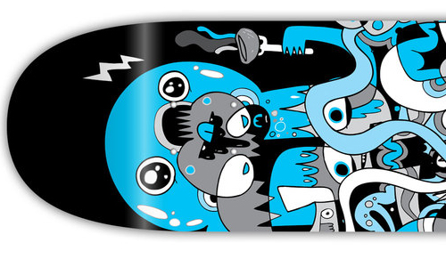 Infectious skateboards