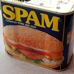 Photo : SPAM des Monty Python