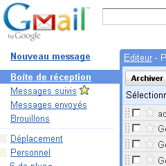 Photo : Scoop : le bureau d'écoute Gmail