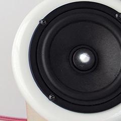 Photo : Haut parleurs céramique