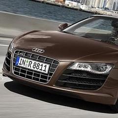Photo : Audi R8 Spyder