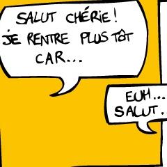 Photo : Concours Bande Pas Dessinée