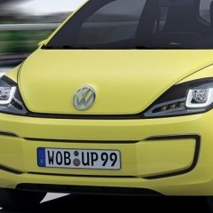 image Volkswagen E-Up
