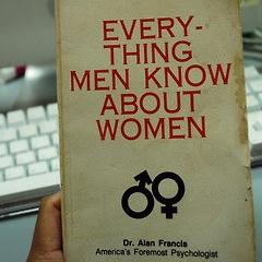 Photo : Tout ce que les hommes savent des femmes