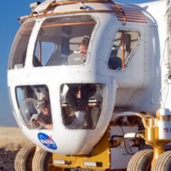 Photo : Nasa : nouveau véhicule lunaire