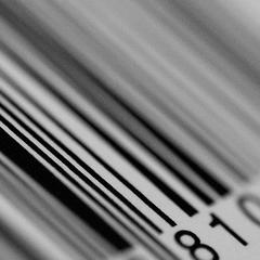Photo : Code-barres