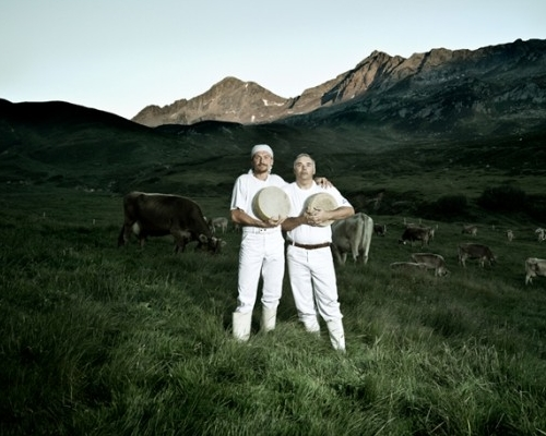 photo : Fromagers Suisses