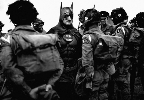 batman : la guerre