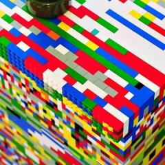 Photo : Cuisine Lego