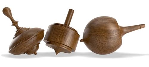 Toupies en bois ~ Toupies En Bois