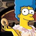 Marge Simpson pour Playboy
