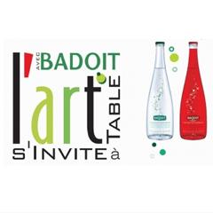 Photo : Badoit et les Beaux Arts