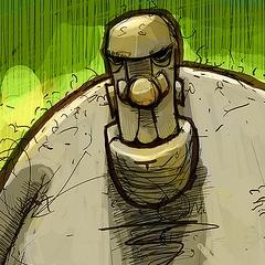 Photo : Le rire de l'ogre