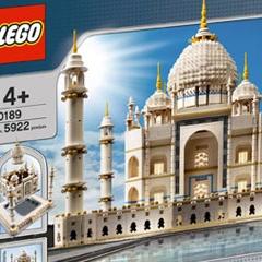 Photo : Taj Mahal Lego