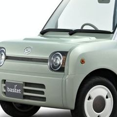 Photo : Daihatsu Basket
