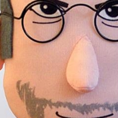 Photo : Steve Jobs en peluche