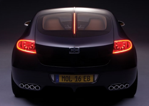 photo Bugatti Galibier 16C Concept