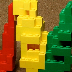 Google Wave Legos