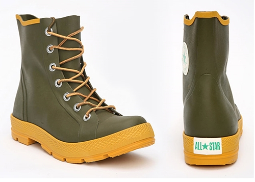 chaussures Converse All Star Rain Boot