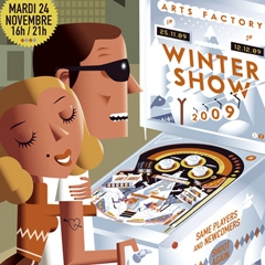 Arts factory winter show
