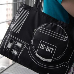 Photo : Sac à main Mega Drive 16 Bit