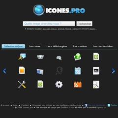 Photo : Icones.pro : interview