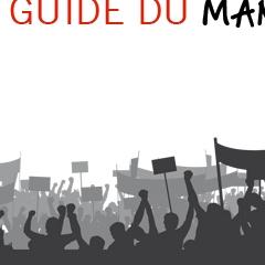 Photo : Guide du manifestant