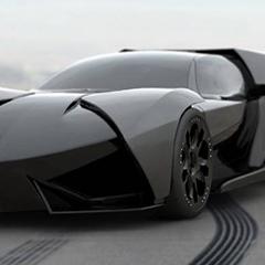Photo : Lamborghini Ankonian Concept