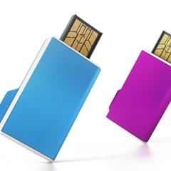 Photo : Folderix flash drive
