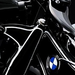 Photo : 1937 BMW R7
