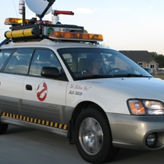 Ectomobile : Ghostbusters