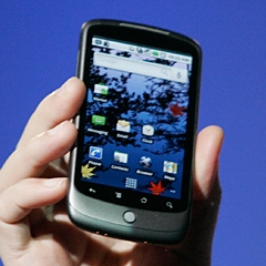 Photo : Nexus One