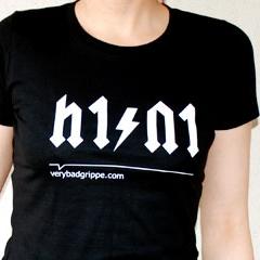 Photo : T-shirt H1N1