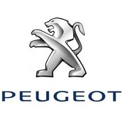 Photo : Nouveau logo Peugeot