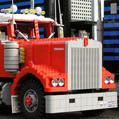 Camions Lego