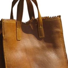 Photo : Courses en cuir