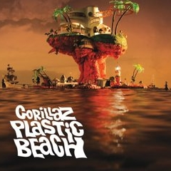 Gorillaz : nouvel album Plastic Beach