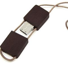 Photo : Clé USB en bois Lexon