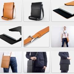 Photo : Sacoche notebook Shouldercase