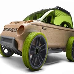 Photo : Automoblox voitures en bois design