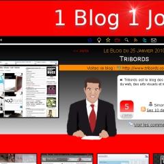 Mon blog à la une !