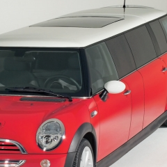 Photo : Mini Limousine