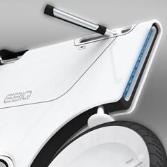 Photo : Vélo électrique EBIQ