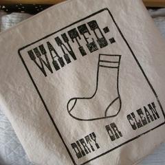 Photo : Recherche chaussettes