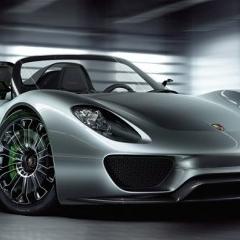 Photo : Porsche 918 Spyder